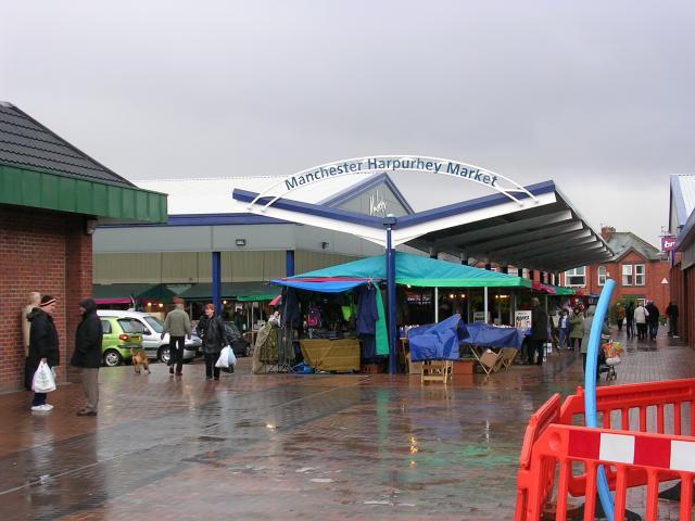 Harpurhey Market