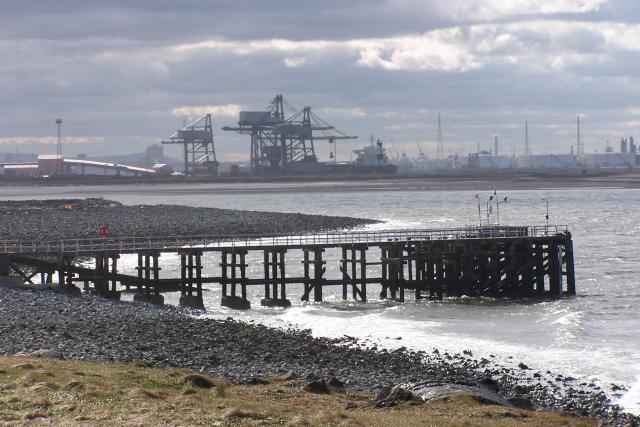 South Gare Breakwater, Teesmouth