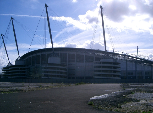 City of Manchester Stadium