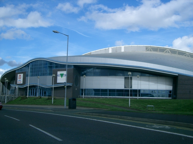 National Cycling Centre / Velodrome