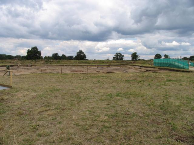 Old Roman Town Site: Silchester