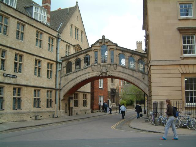 New College Lane, Oxford