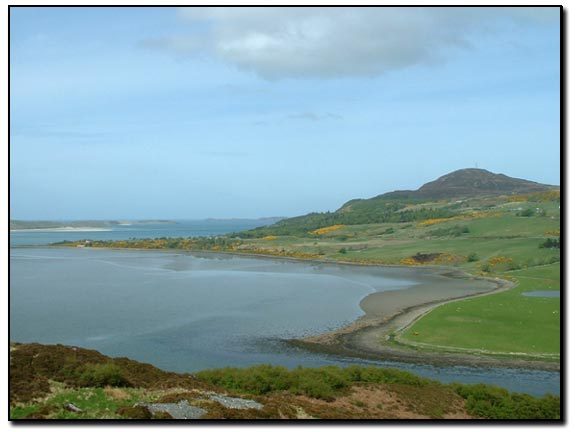 View from Castle Varrich, Sutherland