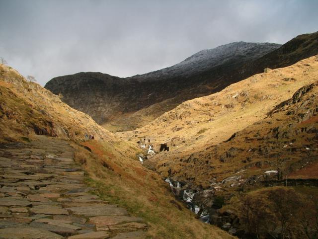 Watkin Path - Snowdon