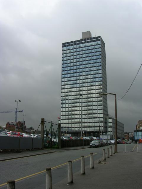 CIS Building, Manchester
