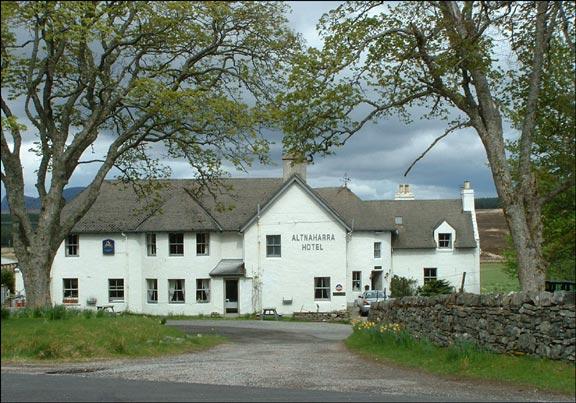 The Altnaharra Hotel, Sutherland