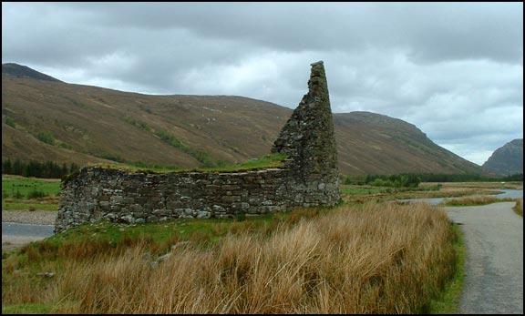 Dun Dornaigil Broch, Sutherland