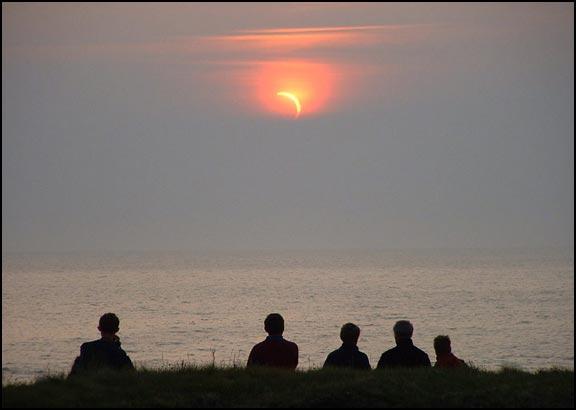 Annular Solar Eclipse - 31 May 03