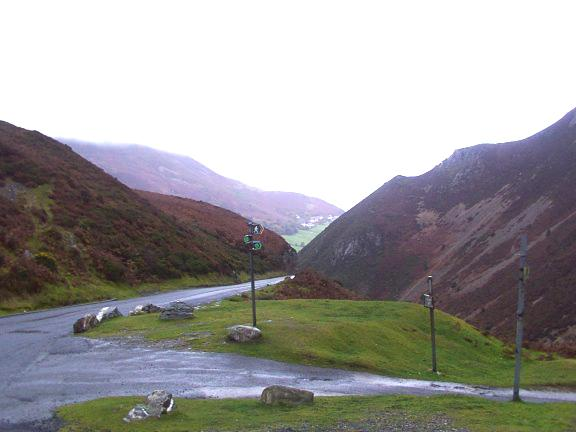 Sychnant Pass from Conwy to Penmaenmawr