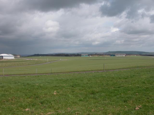 Wroughton Airfield