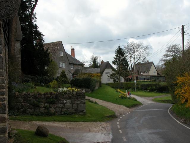 Hodson Village centre