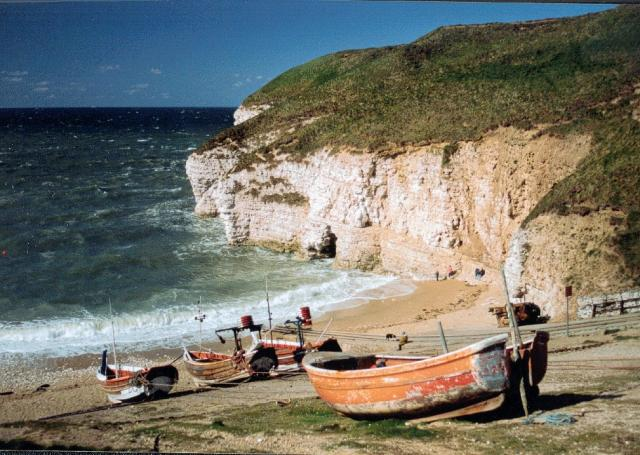 Flamborough Head, North Landing