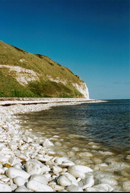 Flamborough Head, South Landing