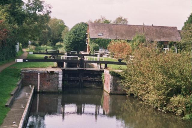 Southcote Lock