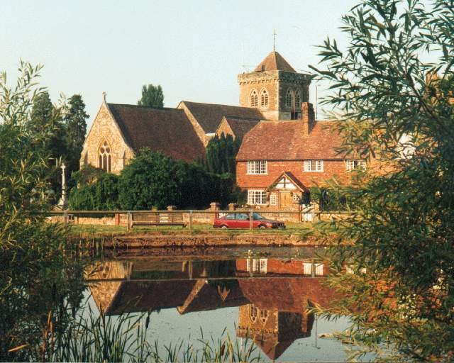 Chiddingfold Church