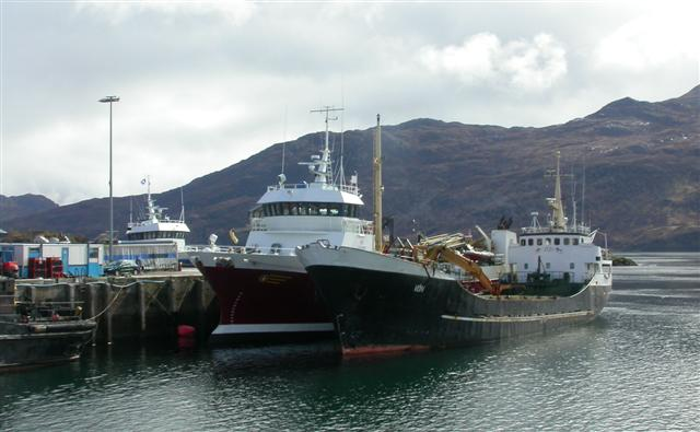 Kyle of Lochalsh Quay