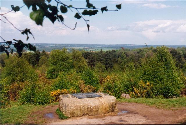 AA Milne memorial