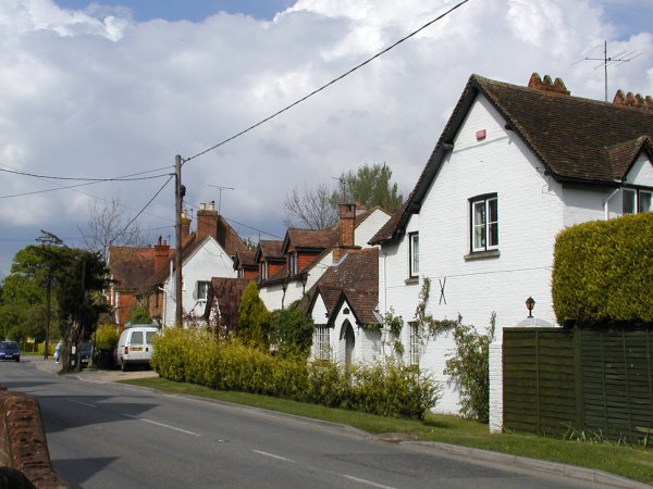 The Street, Eversley