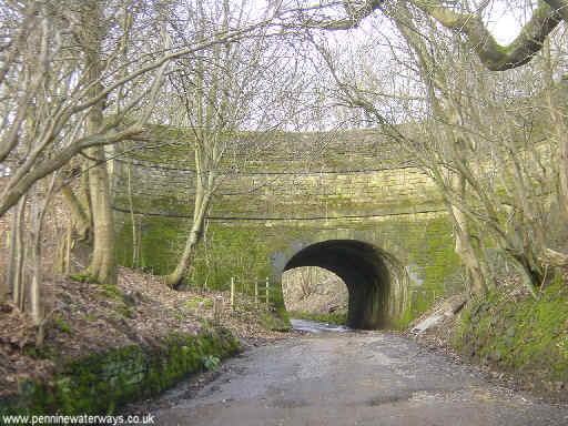 Valley Aqueduct on the Fairbottom Branch Canal