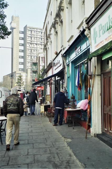 London, North Kensington © Rosalind Mitchell :: Geograph ...