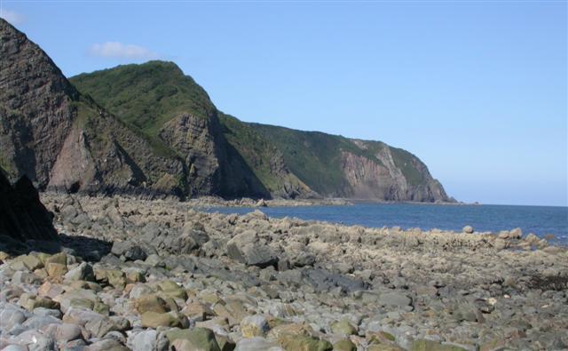Blackchurch Rock