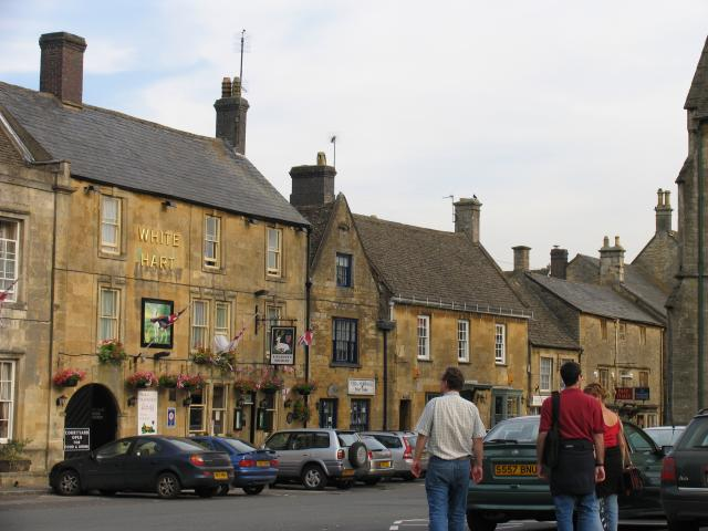 Stow-on-the-Wold Town Centre