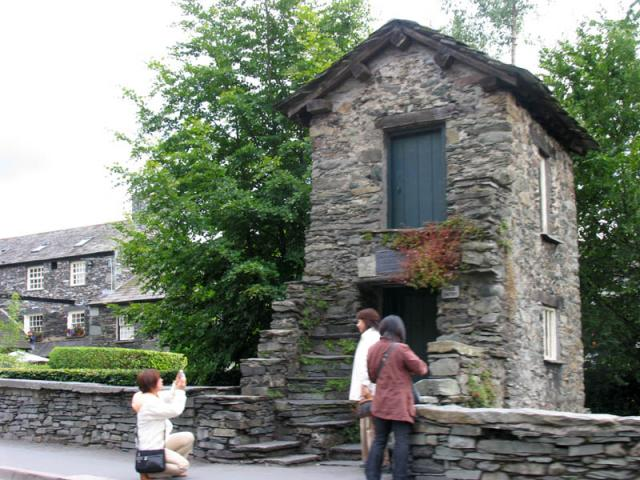 Bridge House: Ambleside (NT)