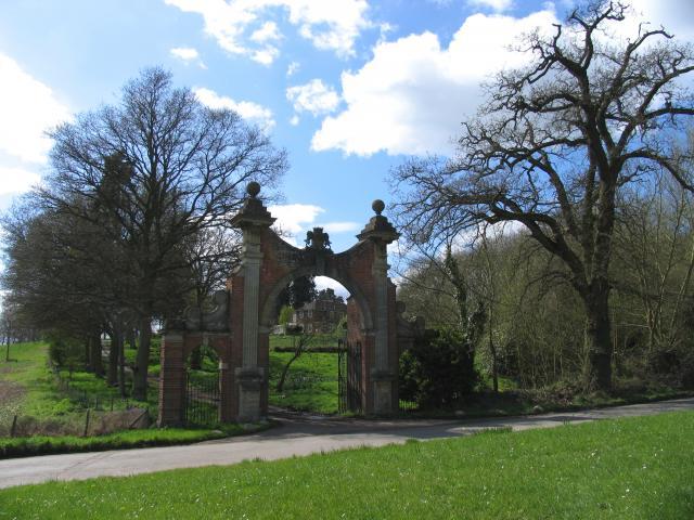 """Hampton Lodge, """"Through the Gates"""""""