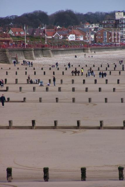 The Beach at Bridlington