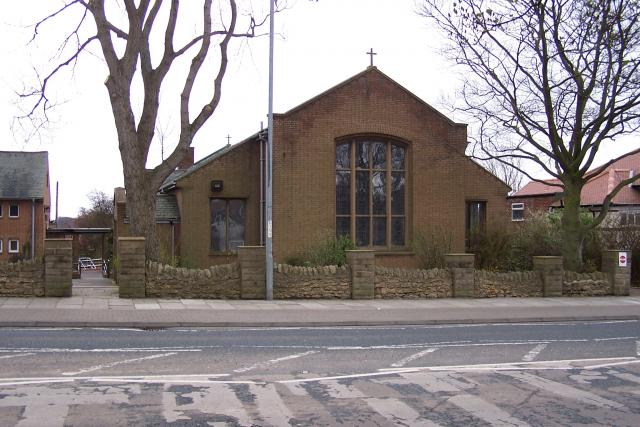 The Church of St. Chad, East Herrington, Sunderland.