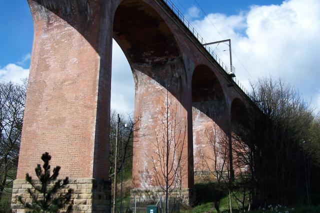 Railway Viaduct - Chester-le-Street