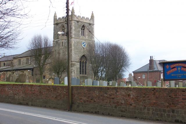 Flamborough Parish Church