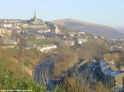 Mossley, Lancashire