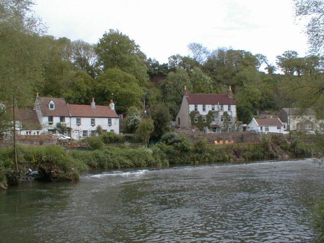 Hanham Weir