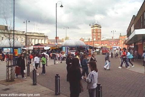 Ashton Market, Ashton under Lyne