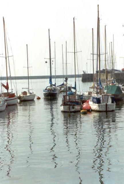 Marina, Plymouth Harbour