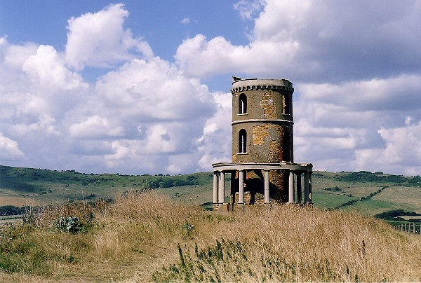 Clavell Tower, Kimmeridge Bay