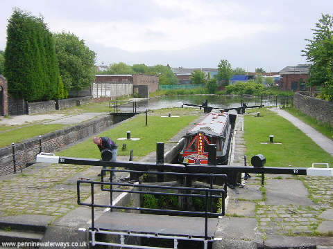 Fairfield Locks, Droylsden