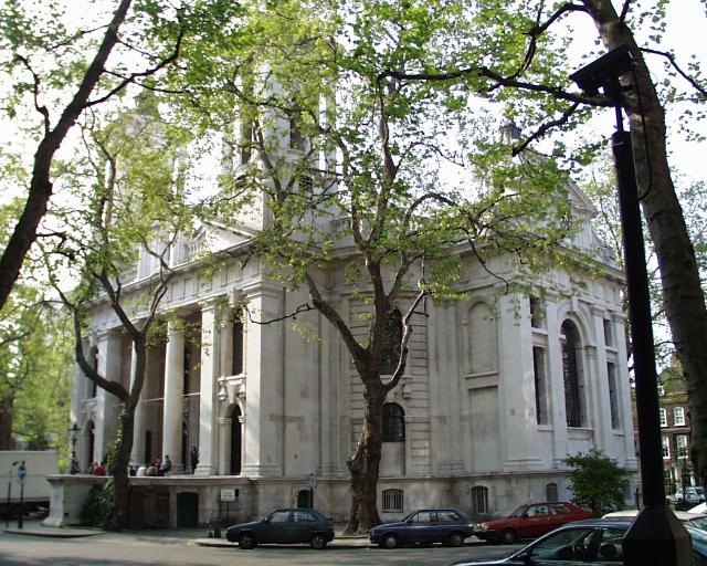 St. John's, Smith Square