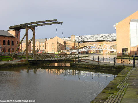 Castlefield Canal Basin, Manchester