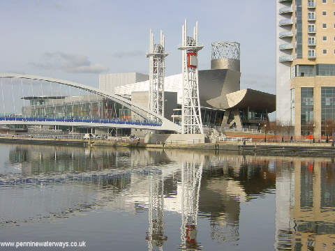 The Lowry Centre, Salford Quays