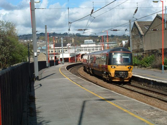 Keighley Railway Station