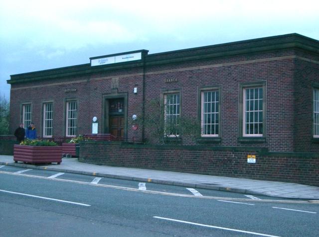 Droylsden Library