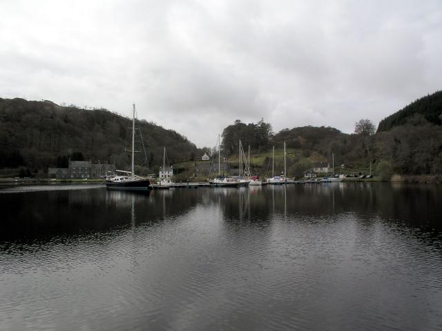 Bellanoch Basin