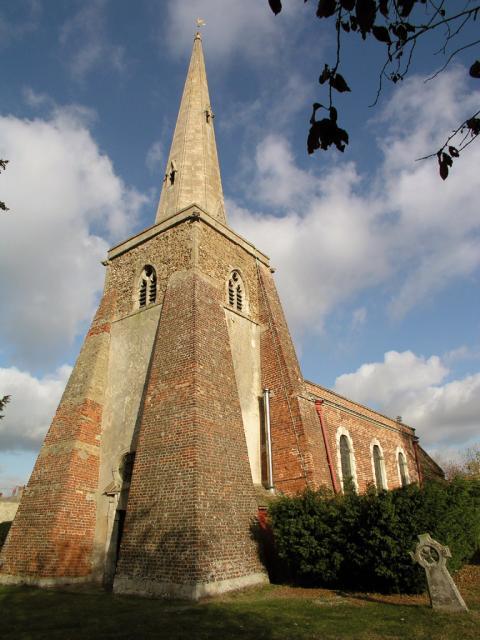 Conington Church
