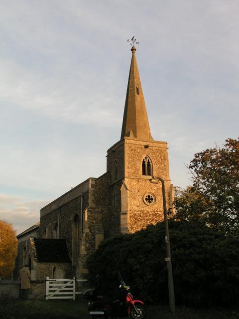 Fen Drayton Church