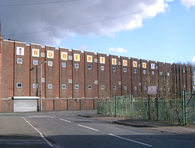 Robertsons Jam Factory - Ashton Hill