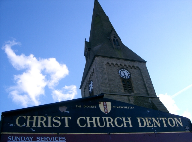 Christ Church - Denton - Manchester Road