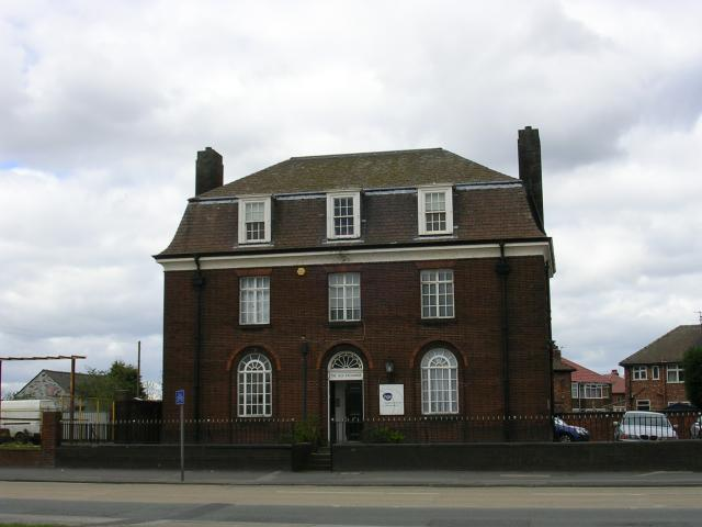 The Old Exchange, Irlam