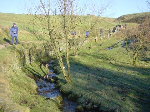 River Medlock, Strine Dale